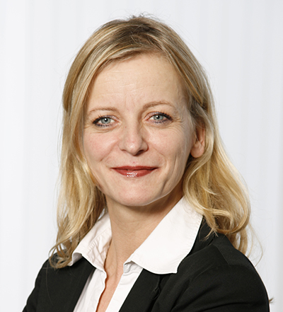 Porträfoto von Birgit Pabst, Chief Talent Officer Publicis Media